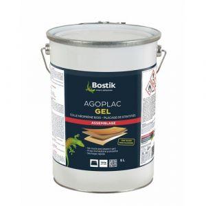 Bostik COLLE AGOPLAC GEL FUT 5 L