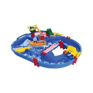 Aquaplay 8700001501 - Circuit d'Eau Set de Départ - 16 Pièces
