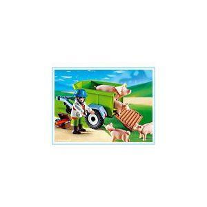 Playmobil 4495 - Vétérinaire & cochons