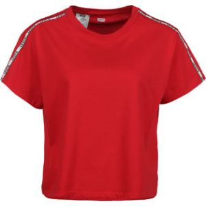Levi's T-shirts -- Varsity - Brilliant Red - L