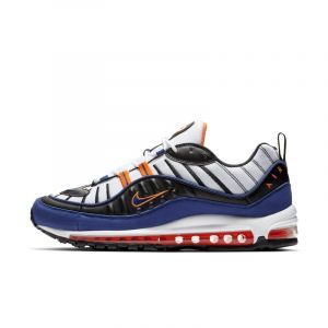 Nike Chaussure Air Max 98 pour Homme - Blanc - Couleur Blanc - Taille 42