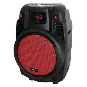 Ibiza Sound Ibiza POWER6-PORT-R Enceinte Portable 50 W