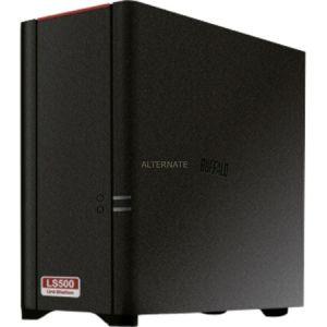 Buffalo LinkStation 510 4 To - Serveur NAS SATA II Gigabit Ethernet