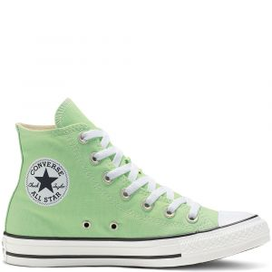 Converse Chaussures all star seas hi19 f vert - Taille 36,37,39,40