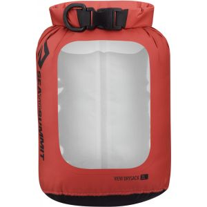 Sea to Summit Sacs étanches Sea-to-summit View Dry Sack 2l - Red - Taille One Size