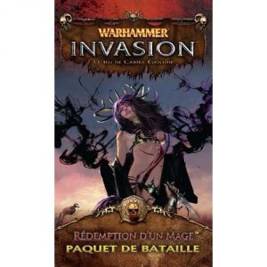 Edge Warhammer Invasion Jce : Cycle Ennemi 4 - Redemption D'un Mage