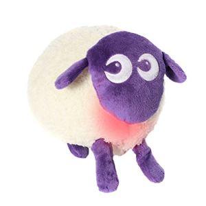Pabobo Peluche veilleuse mouton Ewan