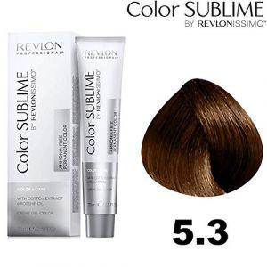 Revlon Color Sublime by issimo 75 ml. Col. 5.3 Châtain Clair Doré