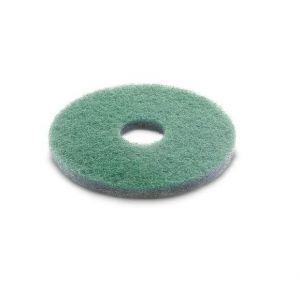 Kärcher 6.371-236.0 - 5 pads diamant vert Ø 385 pour autolaveuse