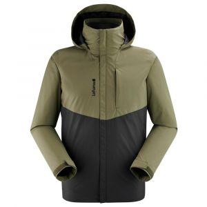 Lafuma Access 3In1 Fleece JKT M Veste 3 en 1 Homme, Dark Bronze, FR : M (Taille Fabricant : M)