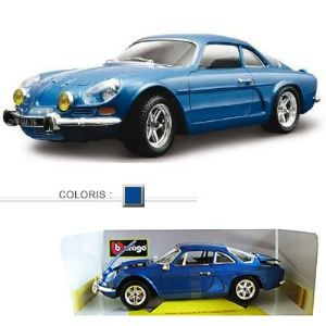 Bburago 12004 - Alpine Renault A110 1600S - Echelle 1:18