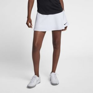 Nike Jupe de tennis Court Dri-FIT pour Femme - Blanc - Taille L - Female