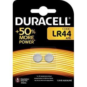 Duracell 10DULR44-2 AG13 V13GA pile bouton (10x 2-er Blister)