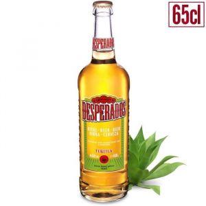 Desperados Bière aromatisée tequila - La bouteille de 0.65l