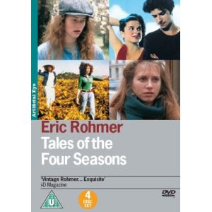 Image de Coffret Eric Rohmer : Les Contes des Quatre Saisons