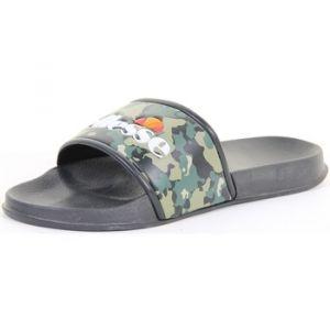 ELLESSE Claquettes Sandale Tong Claquette Femme Slides W Noir - Taille 36,37,39,41