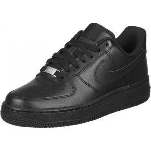 Nike WMNS Air Force 1 '07, Baskets Basses Femme, Noir (Black Black 038), 36 EU