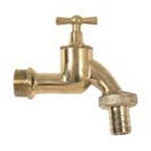 Garantia Robinet pour récupérateur à eau laiton