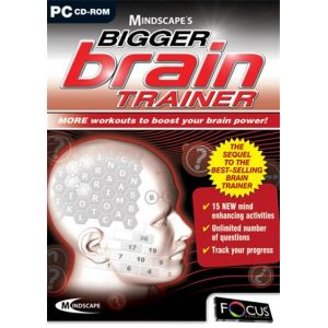Mindscape's Bigger Brain Trainer [import anglais] [PC]