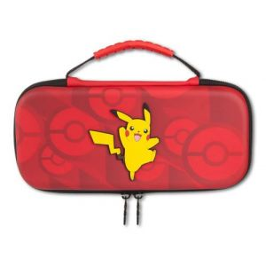 PowerA Boîtier de Protection/Pochette de Transport - Pokémon Pikachu pour Nintendo Switch