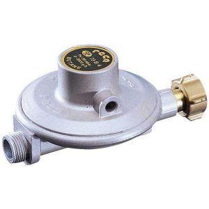 Banides et Debeaurain B143802 - Détendeur sécurité butane basse pression 2.6kg-h 28mbar avec écrou bouteille