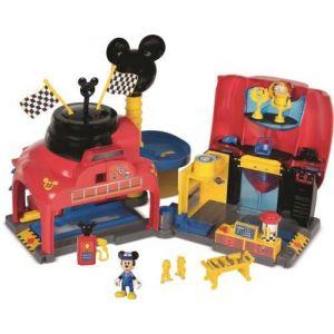 IMC Toys Le garage de Mickey et ses amis Top Départ