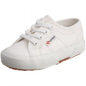 Superga 2750 Bebj Baby Classic S0005P0, Chaussures mixte enfant - 901 blanc - 20 EU (4 UK)