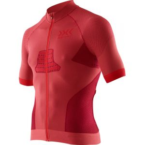 X-Bionic Race EVO - Maillot manches courtes Homme - rouge XL Maillots route