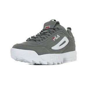 FILA Disruptor s low 1010490 6qw homme chaussures de sport gris 43