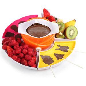 Tristar CF-1604 - Appareil à fondue au chocolat (3 fonctions)