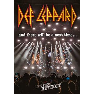Def Leppard - And There Will Be a Next Time... Live From Detroit