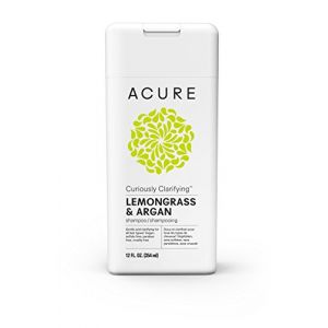 Acure Shampooing lemongrass + argan extract