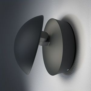 Osram ENDURA STYLE Cover applique extérieure 13 watt - Finition - Gris