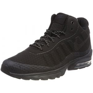 Nike AIR Max Invigor Mid, Baskets Homme, Anthracite/Noir, 42.5 EU