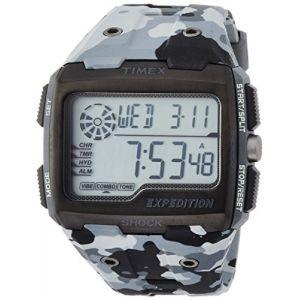 Timex TW4B03000 - Montre pour homme Quartz Digitale