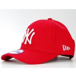 A New Era Casquette Adolescent 9Forty League Basic New York Yankees - Rouge