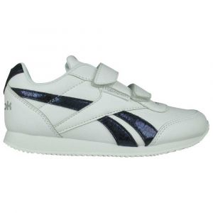 Reebok Urban - street Royal Cl Jogger 2 Velcro - White / Navy / Silvermetallic - Taille EU 28