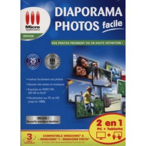 Diaporama Photos Facile pour Windows