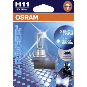 Osram Ampoule halogène 64211XR-01B X-Racer (Moto) H11 55 W 1 pc(s)