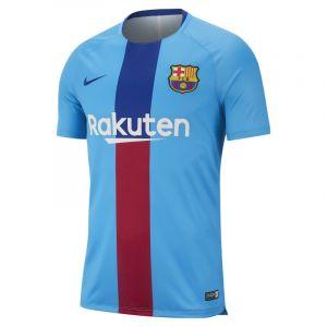 Nike Haut de football FC Barcelona Dri-FIT Squad pour Homme - Bleu - Couleur Bleu - Taille XL