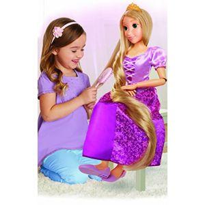 Jakks Pacific Disney Princesses - Poupée Raiponce 80 cm