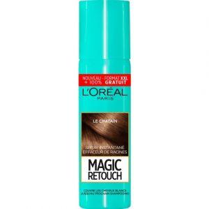 L'Oréal Spray instantané effaceur de racines Le Châtain