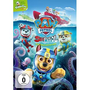 Paw Sea Patrol [Import] [DVD]