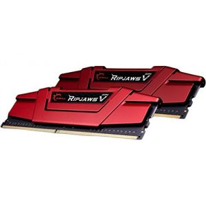 G.Skill F4-3200C14D-16GVR - Barrette mémoire Ripjaws V 16 Go 2 x 8 Go DDR4 3200 MHz CAS 14