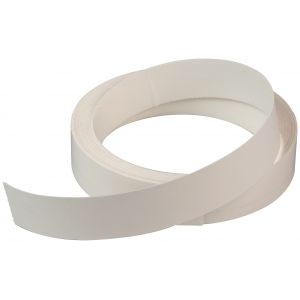 Nordlinger Pro Chant plastique auto-adhésif Nordlinger - 16 mm x 5 m blanc