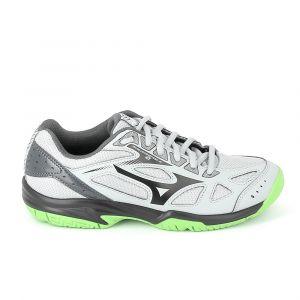 Mizuno Chaussure multi sports cyclone speed jr hightrise noir vert 37