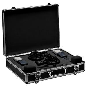 AKG C414 XLS-ST - Kit micros à condensateur appairés