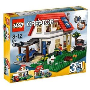 Lego 5771 - Creator 3 en 1 : La maison