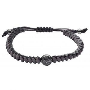 Image de Diesel Bracelet DX1065060 - Bracelet Gris Médaille Homme
