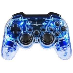 PDP Manette Afterglow sans fil pour PS3